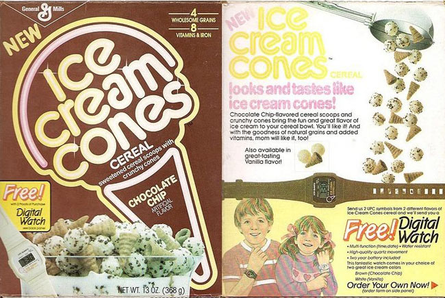 Cereal Musings