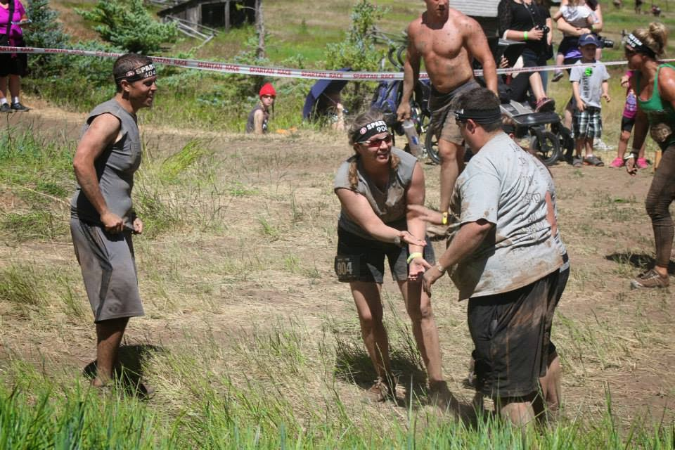Race #31 - Spartan Beast!
