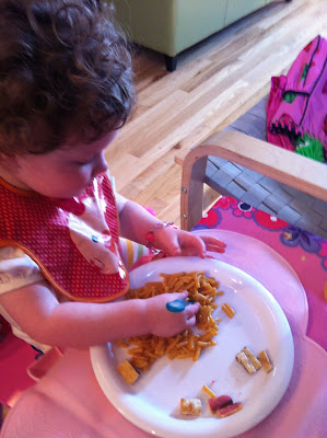 Raising a Healthy (and not picky) Eater