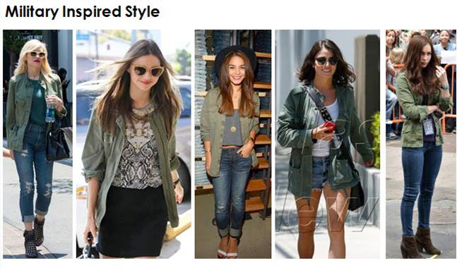 What Can I Wear With A Green Jacket | Outdoor Jacket