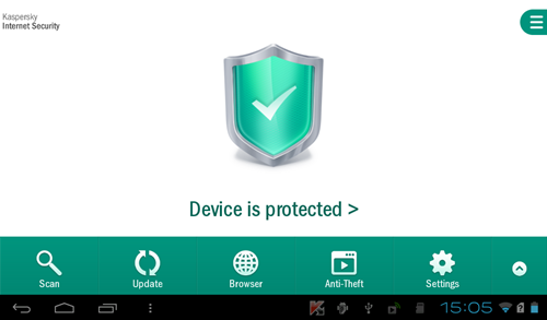 Kaspersky Mobil Security Premium Full APK İndir