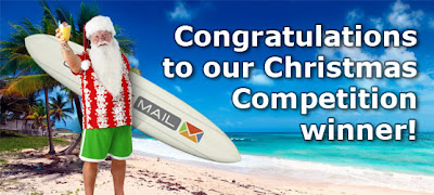 GraphicMail Christmas Competition