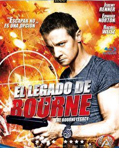 El Legado de Bourne (2012) - Latino