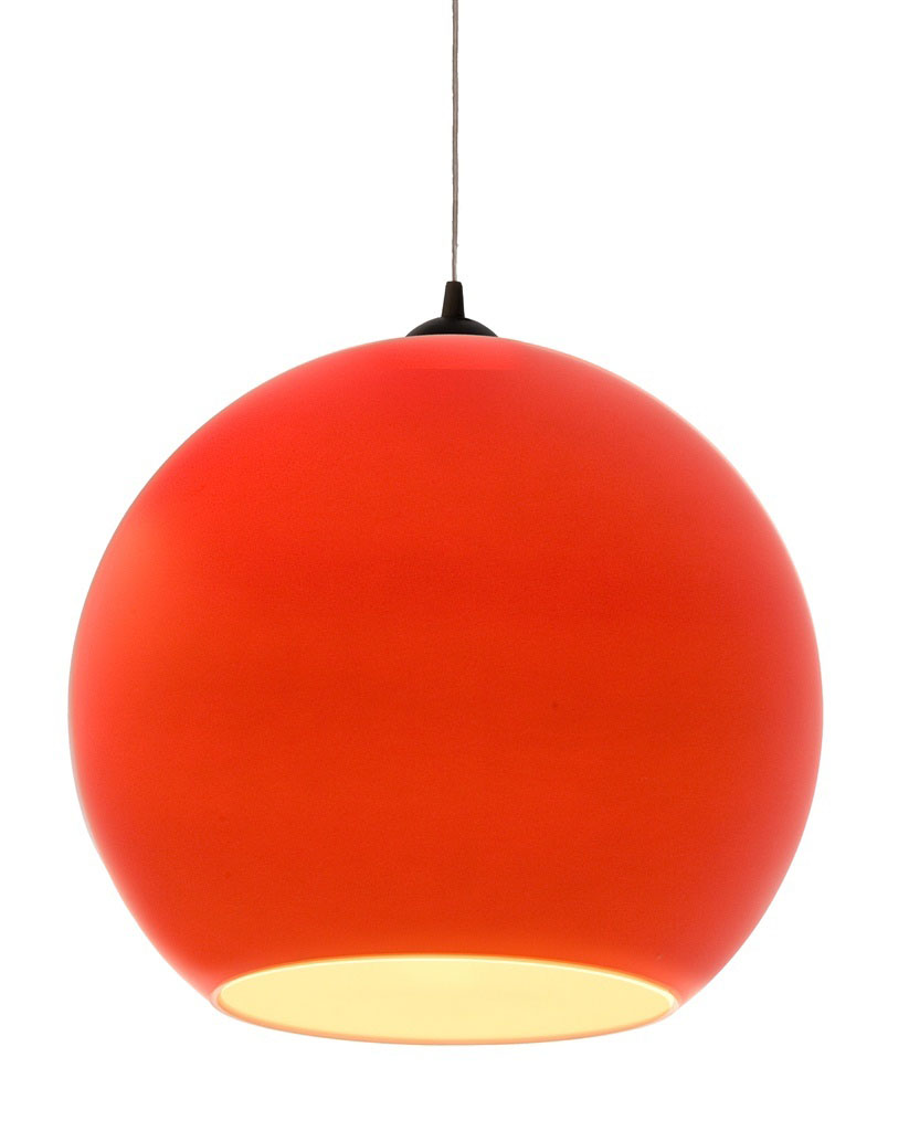 July 2011 modern design by moderndesign fluorescent orange light fixtures aloadofball Image collections