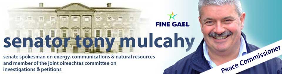 Senator Tony Mulcahy