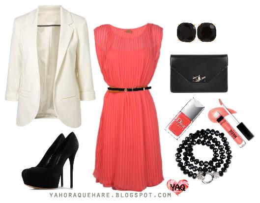 Y. A. Q. - Blog de moda inspiraciu00f3n y tendencias [Y ahora quu00e9 me pongo con] Un vestido color ...