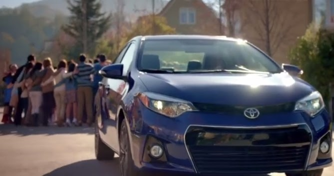 tv advert song 2017 commercial song toyota corolla. Black Bedroom Furniture Sets. Home Design Ideas