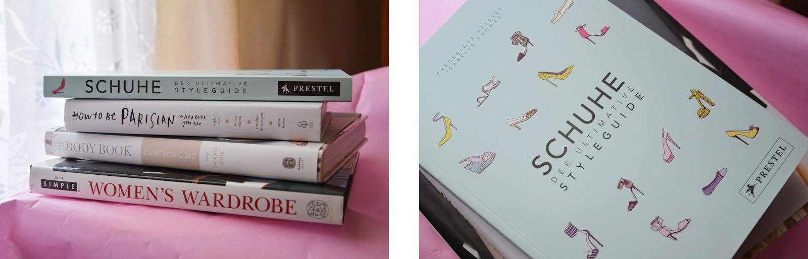 Ein Buch als Geschenk zu Weihnachten, Bücher über Mode und Style, Bücher über Fashion