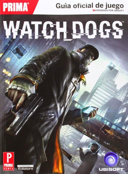 LIBRO - Videojuego - Watch Dogs  Guía Oficial De Estrategia (27 mayo 2014)  Videojuegos, Guías | Edición papel