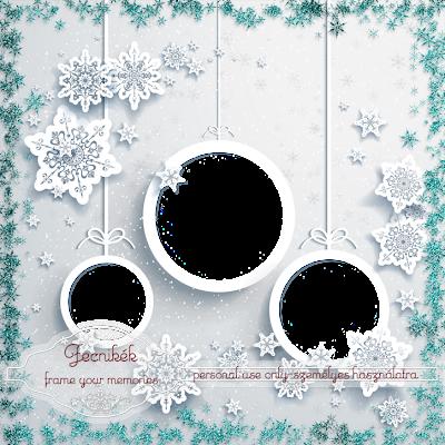 ~~ Snowflakes 1.