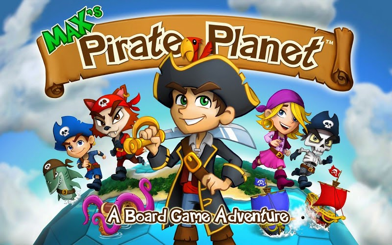 [HD] Max's Pirate Planet Gameplay Android | PROAPK