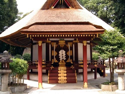 吉田神社(よしだじんじゃ)