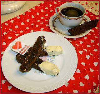 Çikolatalı Fındıklı Biscotti tarifi