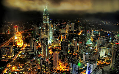 Petronas Towers 2012