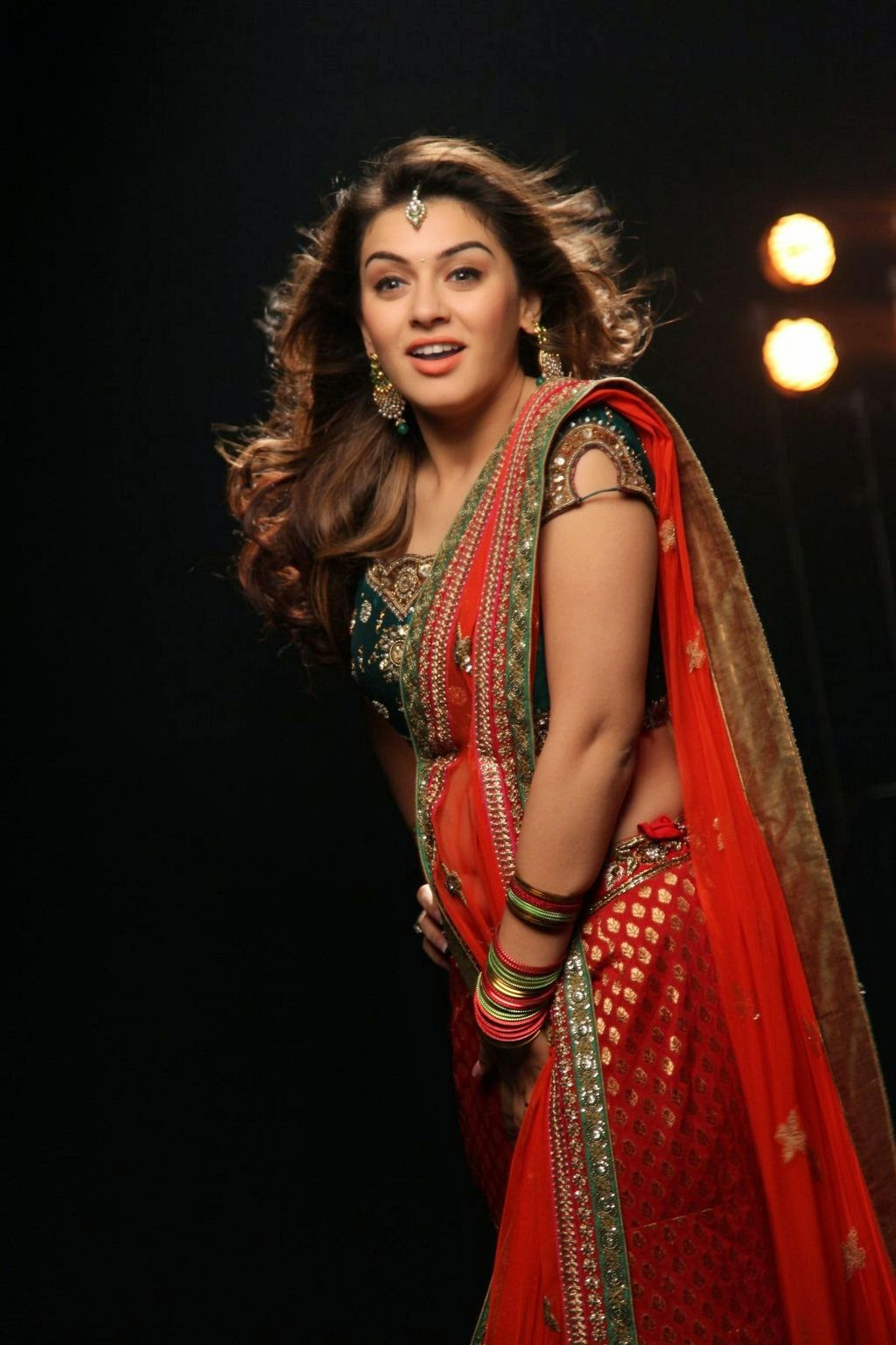 Hansika motwani latest sizzling pics-HQ-Photo-12