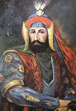 Murad IV dari Turki
