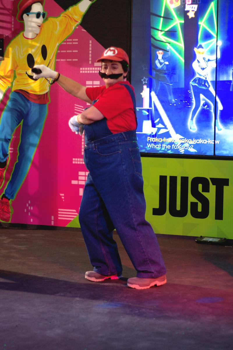 Lucca Comics & Games 2014, Super Mario, cosplay, Lucca