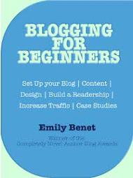 Blogging for Beginners eBook (£1.92 / $2.99)