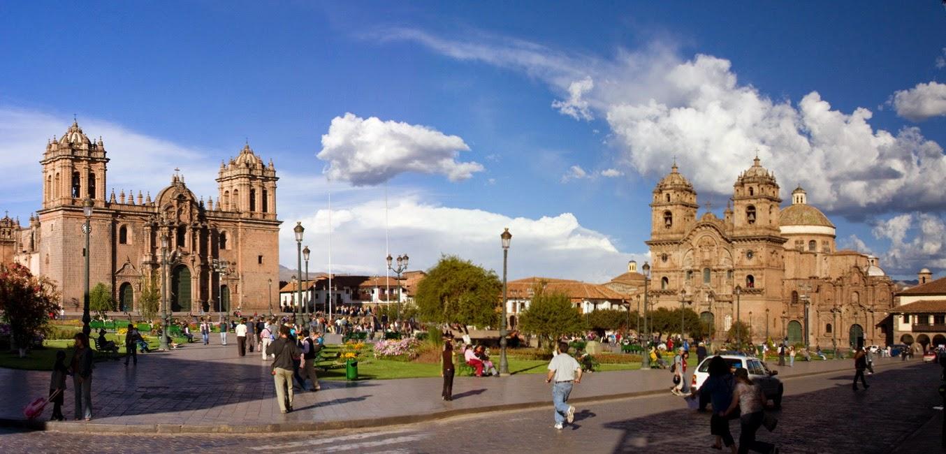 Plaza de Armas, Cuzco, Perú
