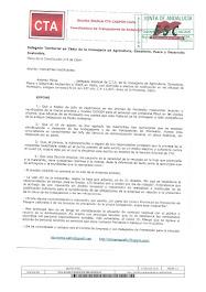 Remitimos al Delegado Territorial un escrito sobre mascarillas reutilizables