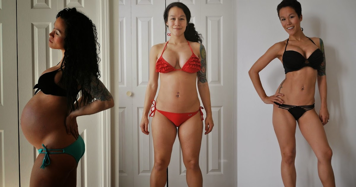 Diary Of A Fit Mommy How I Transformed My Postpartum Body