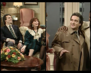 Cosby Show Huxtable fashion blog 80s sitcom Omar Torres