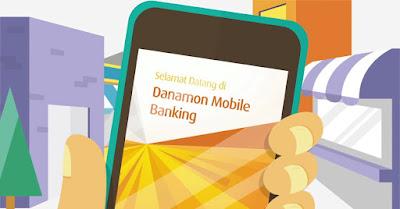 Cara SMS Banking Bank Danamon