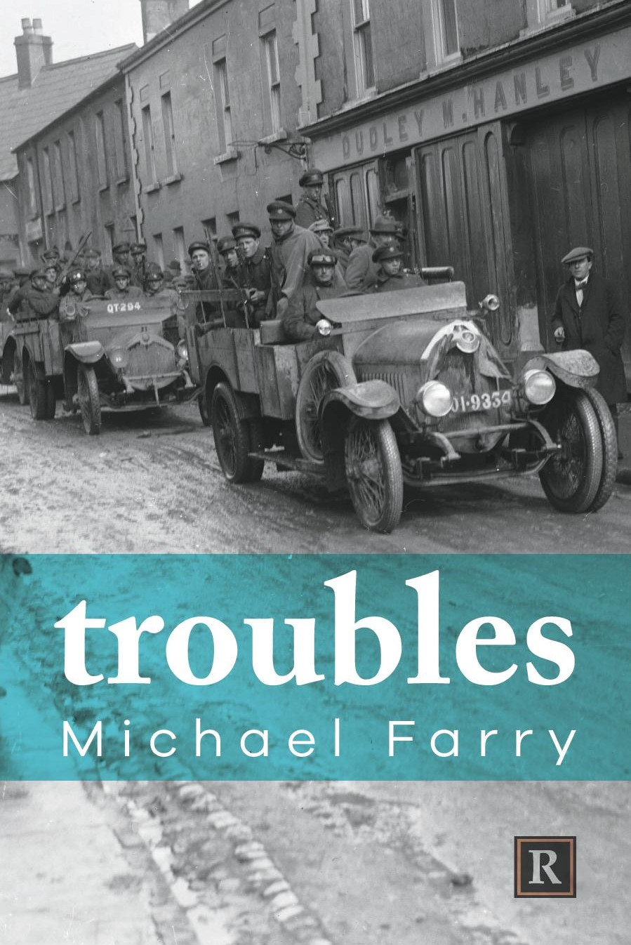 New Poetry Collection - Troubles