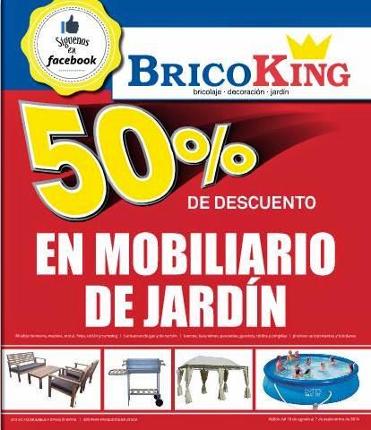 mobiliario de jardin bricoking 8-2014