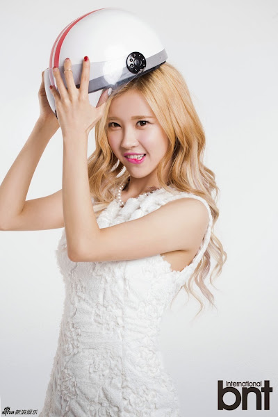 Ellin Crayon Pop bnt international