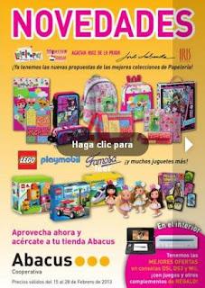 catalogo abacus febrero 2013