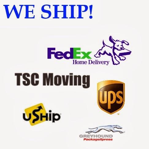 We Ship!