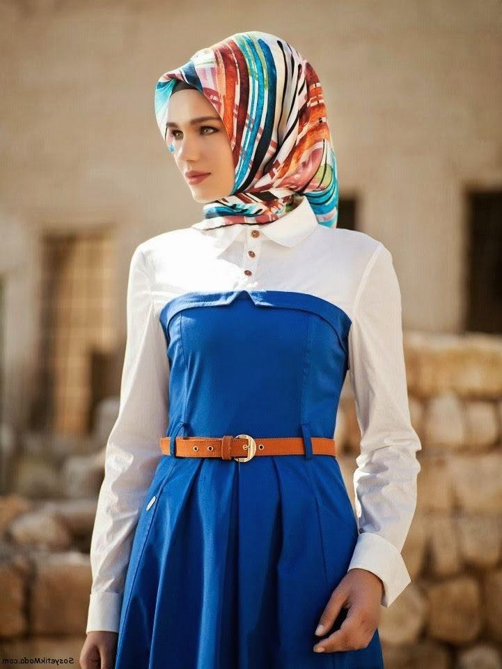 jilbab model terbaru dan cara memakainya