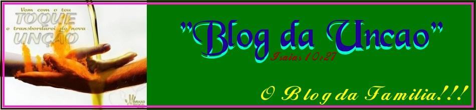 Blog da Unção