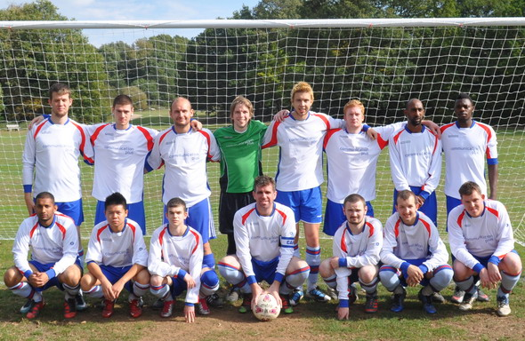 Birmingham Deaf FC consist of both deaf and hearing players