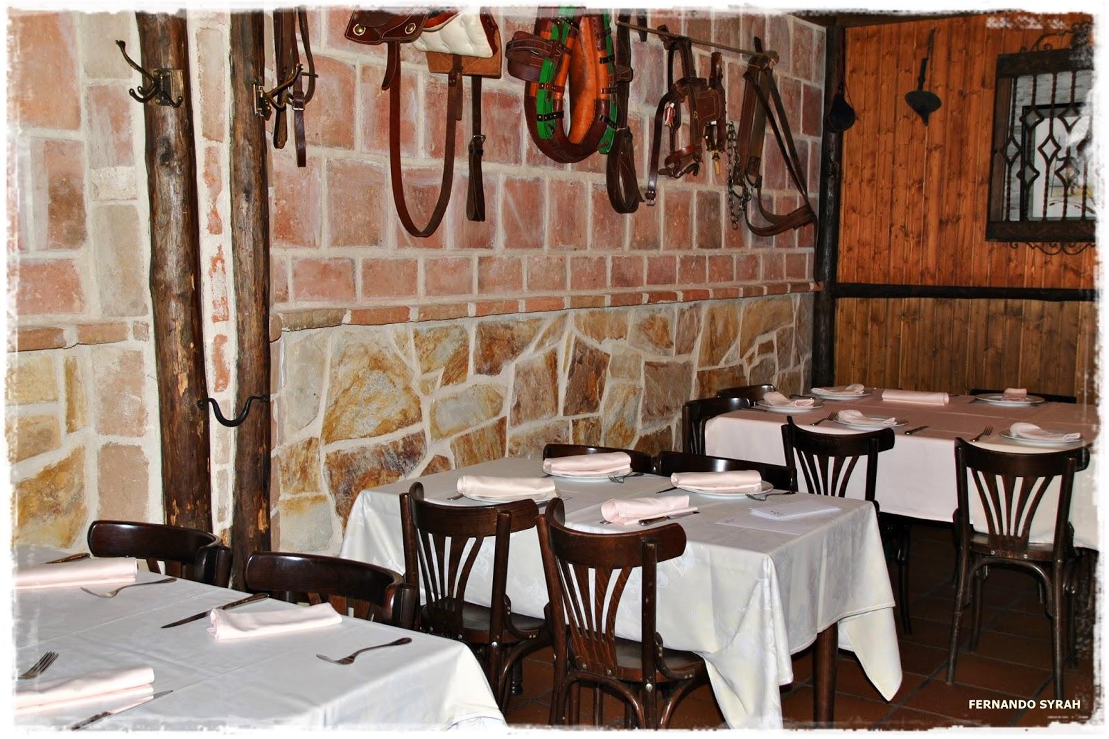 Vino gastronomia y viajes entre fogones y gin tonics sierragourmet taberna la cita - Spa moralzarzal ...
