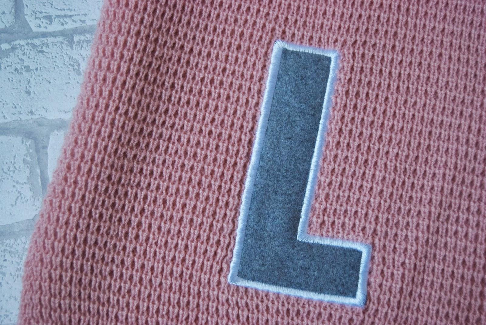 Matalan Alphabet Scarves