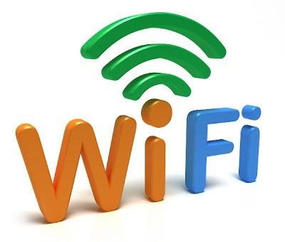 Wi-Fi Logo: Intelligent computing