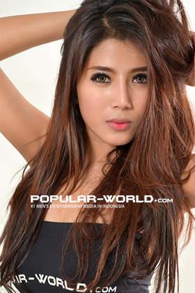 Mungkin cukup sekian Foto Destiara Talita Artis Model Cantik Majalah