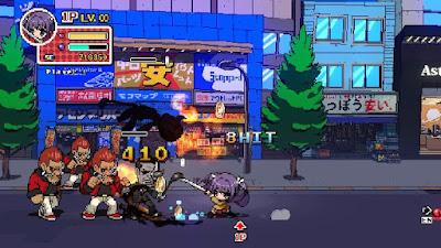 Phantom Breaker Battle Grounds Screenshots