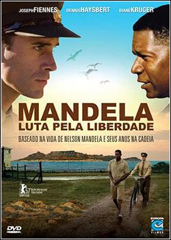 Download - Mandela - A Luta pela Liberdade - DVDRip - AVI Dual Áudio