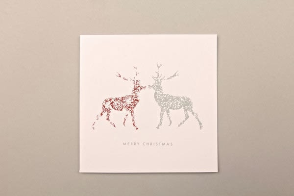 christmas card design
