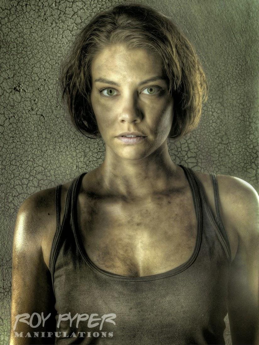 09-Maggie-Greene-Roy-Pyper-nerdboy69-The-Walking-Dead-Series-05-Photographs-www-designstack-co