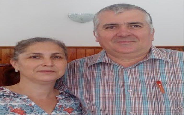 Pastor -DAVID ADRIAN & CORNELIA