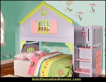 ... +Stair+Step+Loft+bed-theme+beds+girls+fun+theme+beds+loft+style.jpg