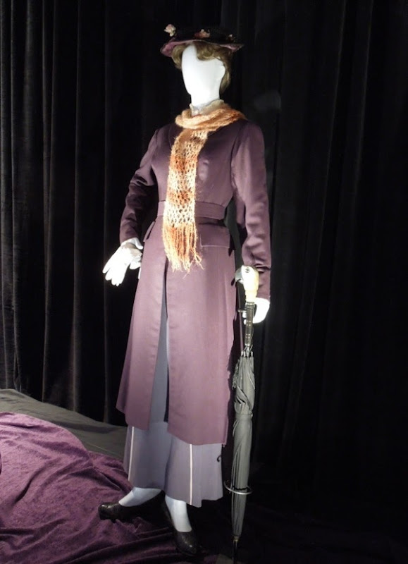 Iconic Mary Poppins 1964 movie costume