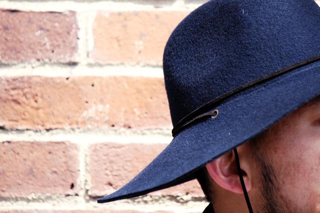 brookesboswell brooklyn hat vintage greenangle ga menswear mensstore 15ss