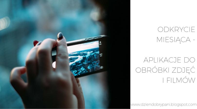 obróbka zdjęć na smartfonie
