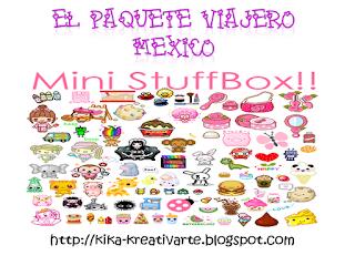 El paquete viajero México de Éricka