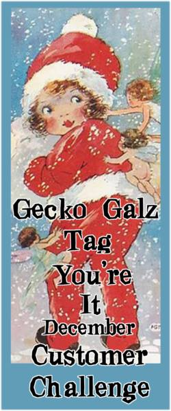 Gecko Galz December Customer Challenge